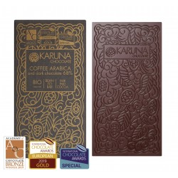 COFFEE ARABICA AND COCOA FROM BELIZE 68%