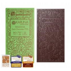 SINGLE ORIGIN DARK CHOCOLATE 70% – Tanzania